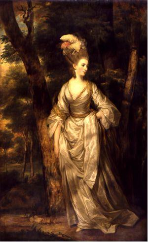Mrs. Elizabeth Carnac - Joshua Reynolds
