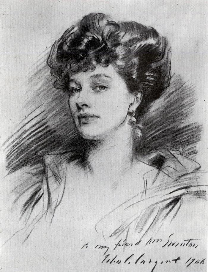 Mrs. George Swinton - John Singer Sargent
