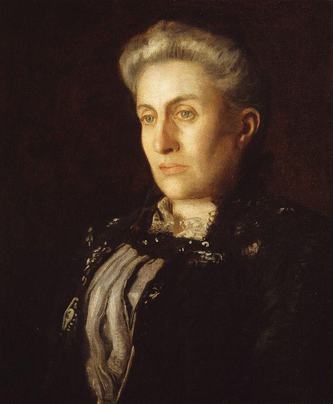 Mrs Richard Day  - Thomas Eakins