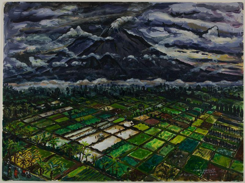 Mt. Semeru, Jadka-kura, Java - Ivan Albright