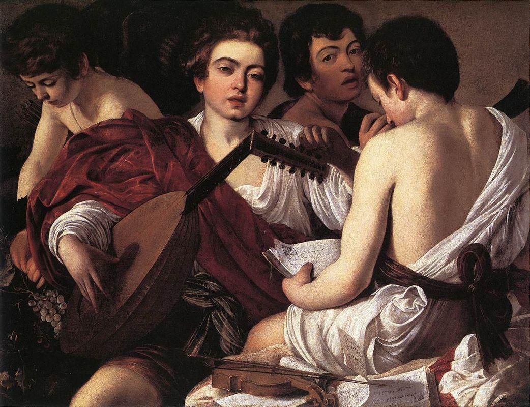Musicians - Caravaggio