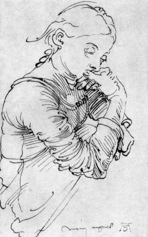 My Agnes - Albrecht Durer