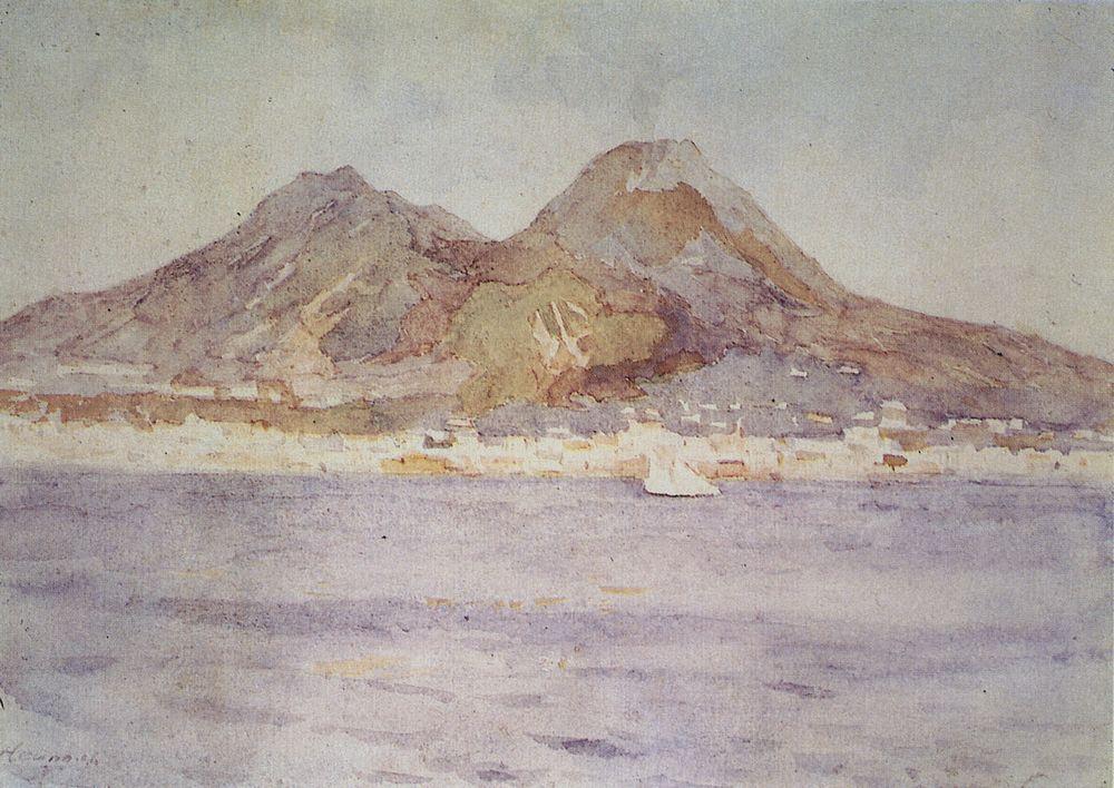 Naples - Vasily Surikov