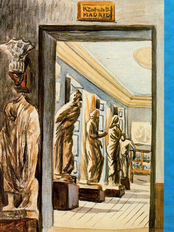 National Museum of Archaeology - Rafael Zabaleta