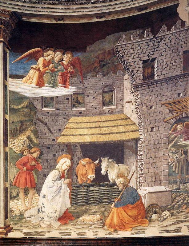 Nativity - Filippo Lippi