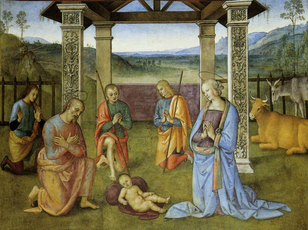 Nativity - Jacopo Bellini