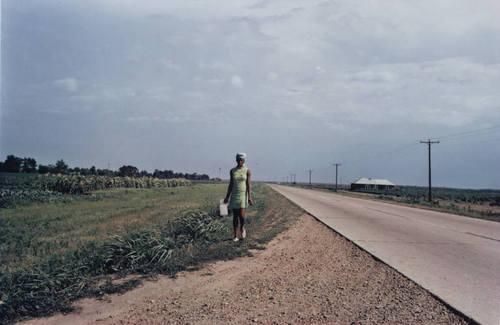 Near Minter City and Glendora, Mississippi - William Eggleston