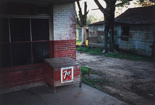 Near Olive Branch, Mississippi - William Eggleston