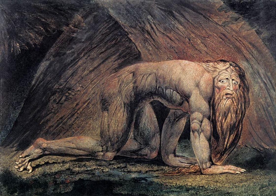 Nebuchadnezzar - William Blake