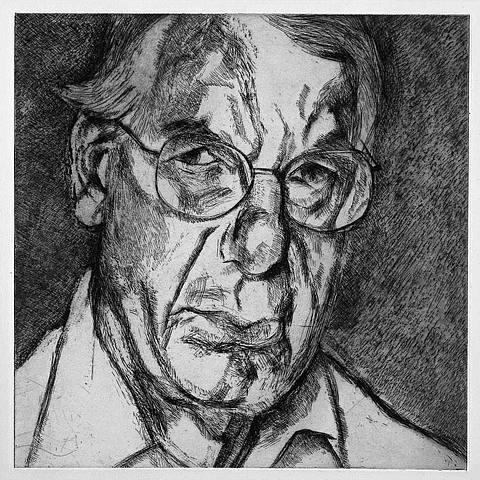 New Yorker - Lucian Freud