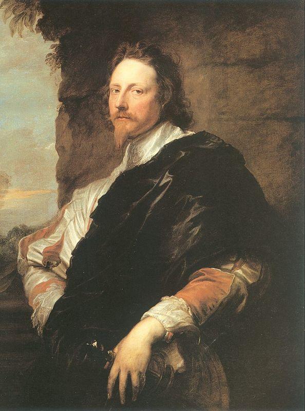 Nicholas Lanier - Anthony van Dyck