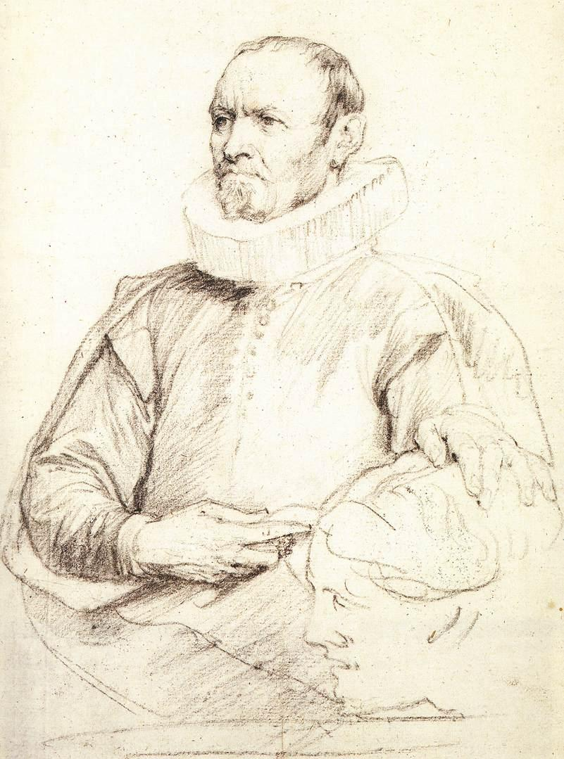 Nicolaas Rockox - Anthony van Dyck