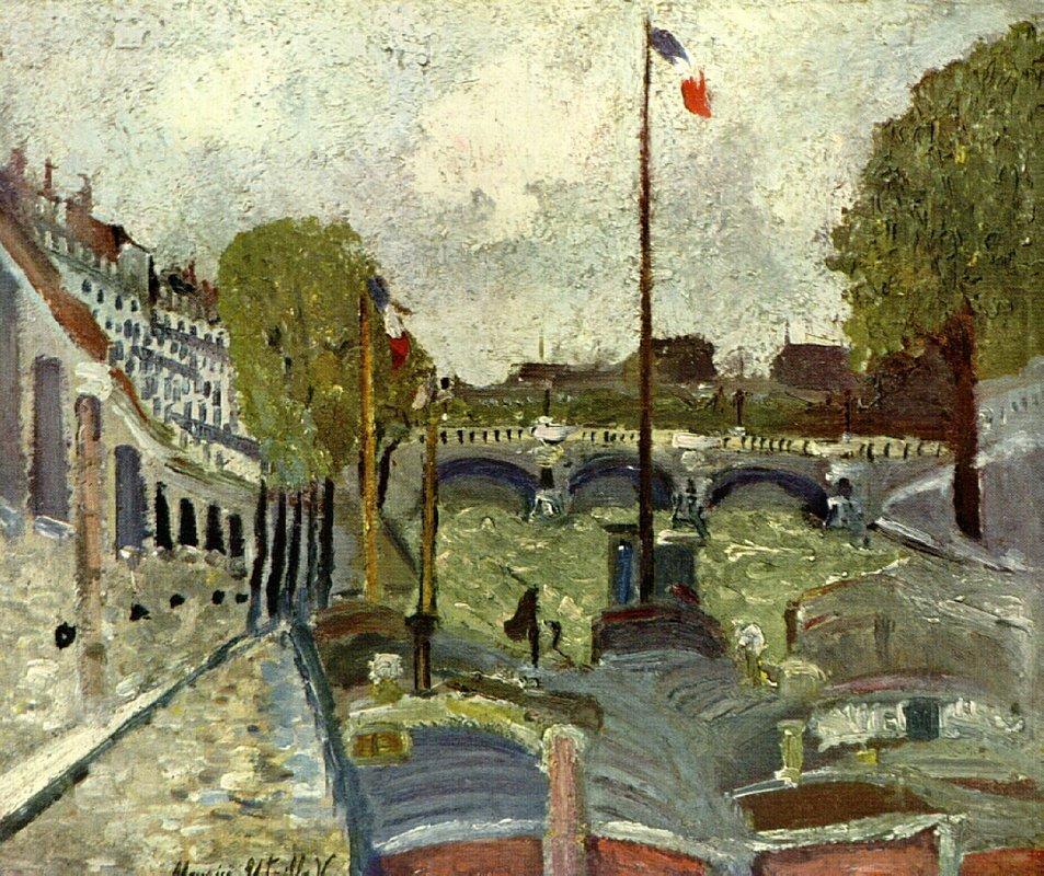 Nine - Maurice Utrillo