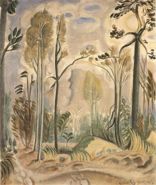 Landscape  - Andre Masson