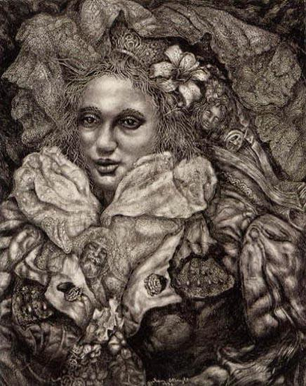 Hail to the Pure - Ivan Albright