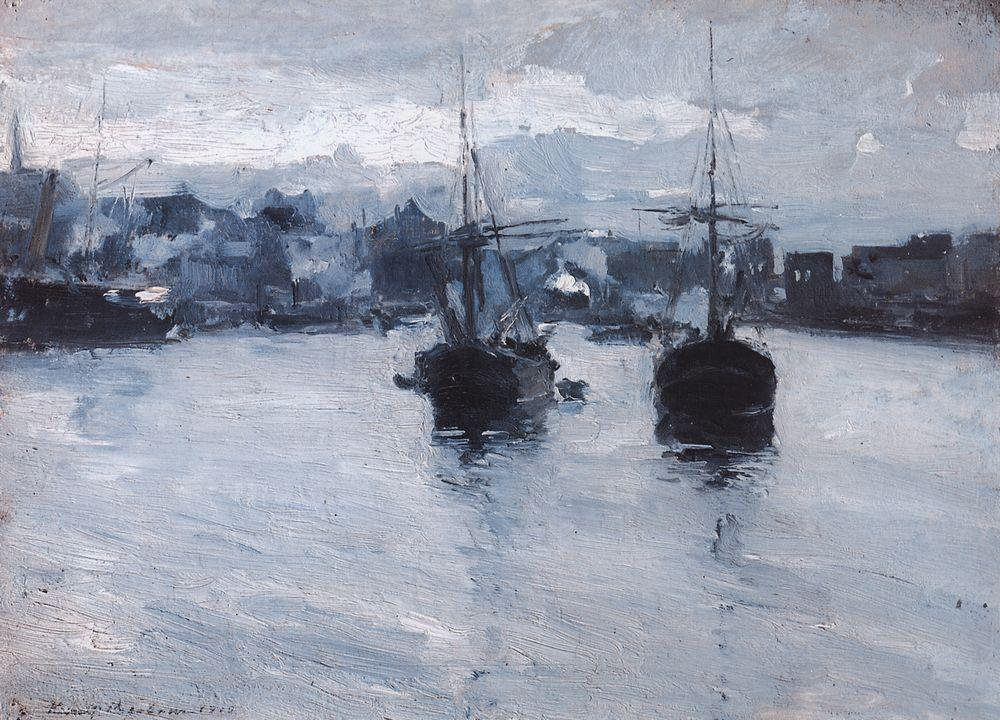 North  - Konstantin Korovin