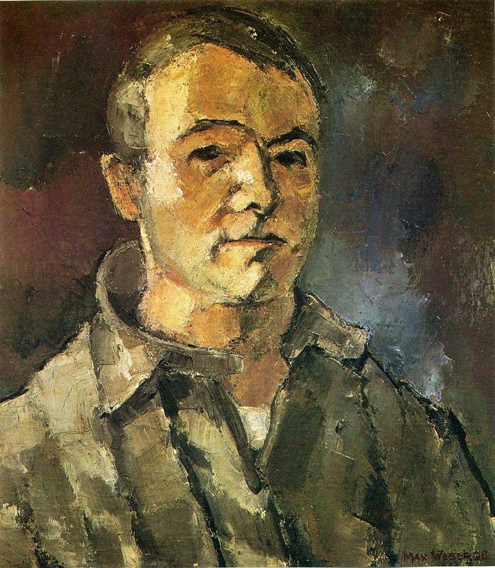 Self Portrait - Max Weber