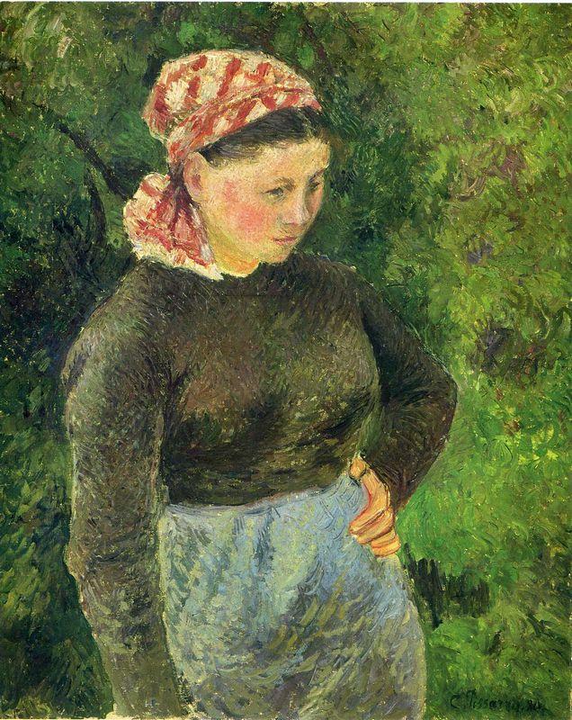 Not detected - Camille Pissarro