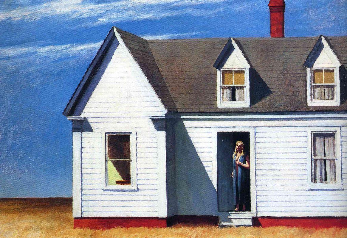 High Noon - Edward Hopper