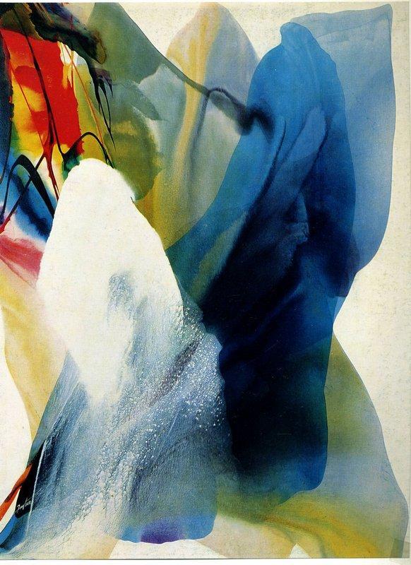 Phenomena Graced by Three - Paul Jenkins