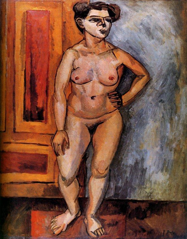 Nude - Pablo Picasso