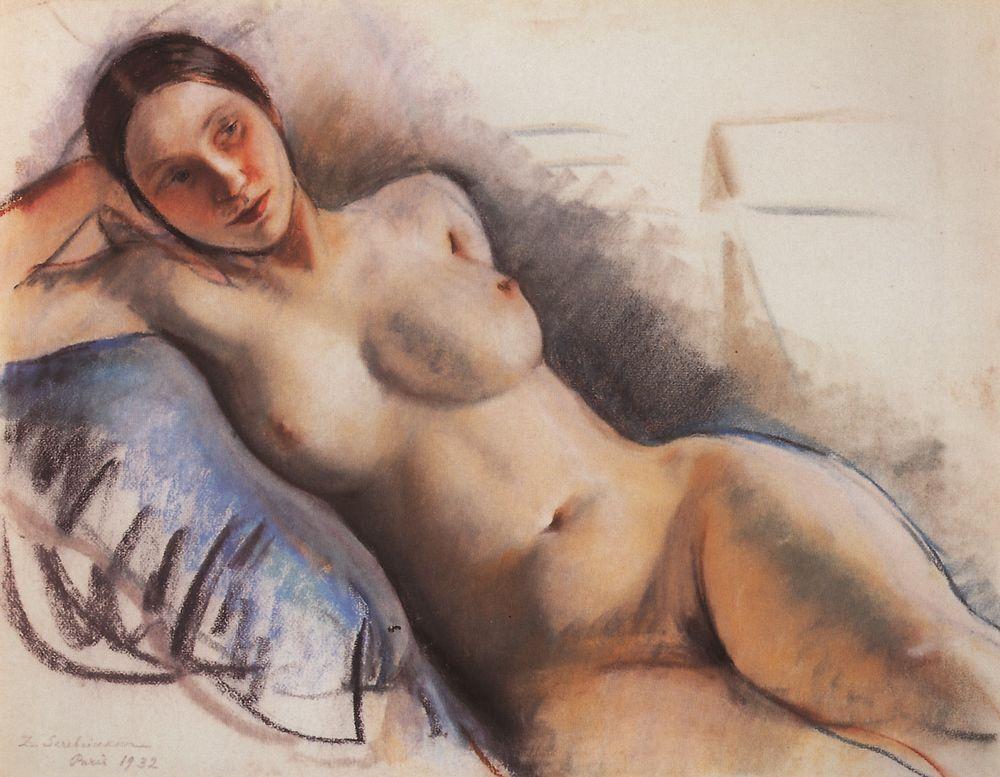Nude - Mario Eloy