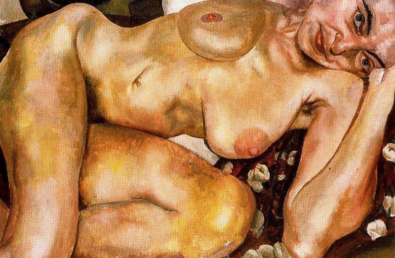 Nude - Stanley Spencer