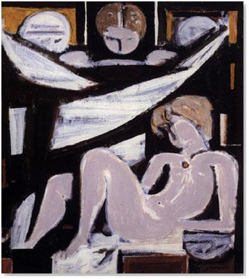 Funerary Composition V - Yiannis Moralis