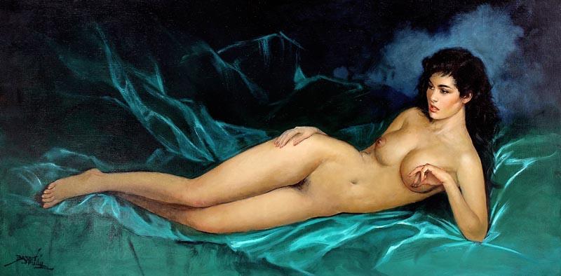 Nudtiy - Basuki Abdullah