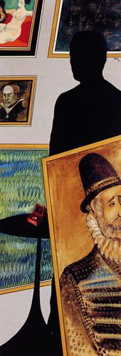 O Colecionador de Belas-Artes - O Colecionador do 1? dia - Antonio Areal