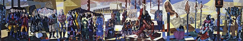 O Painel Tiradentes - Candido Portinari