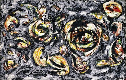 Ocean Greyness - Jackson Pollock