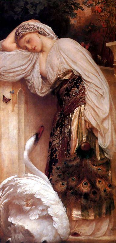 Odalisque - Frederic Leighton