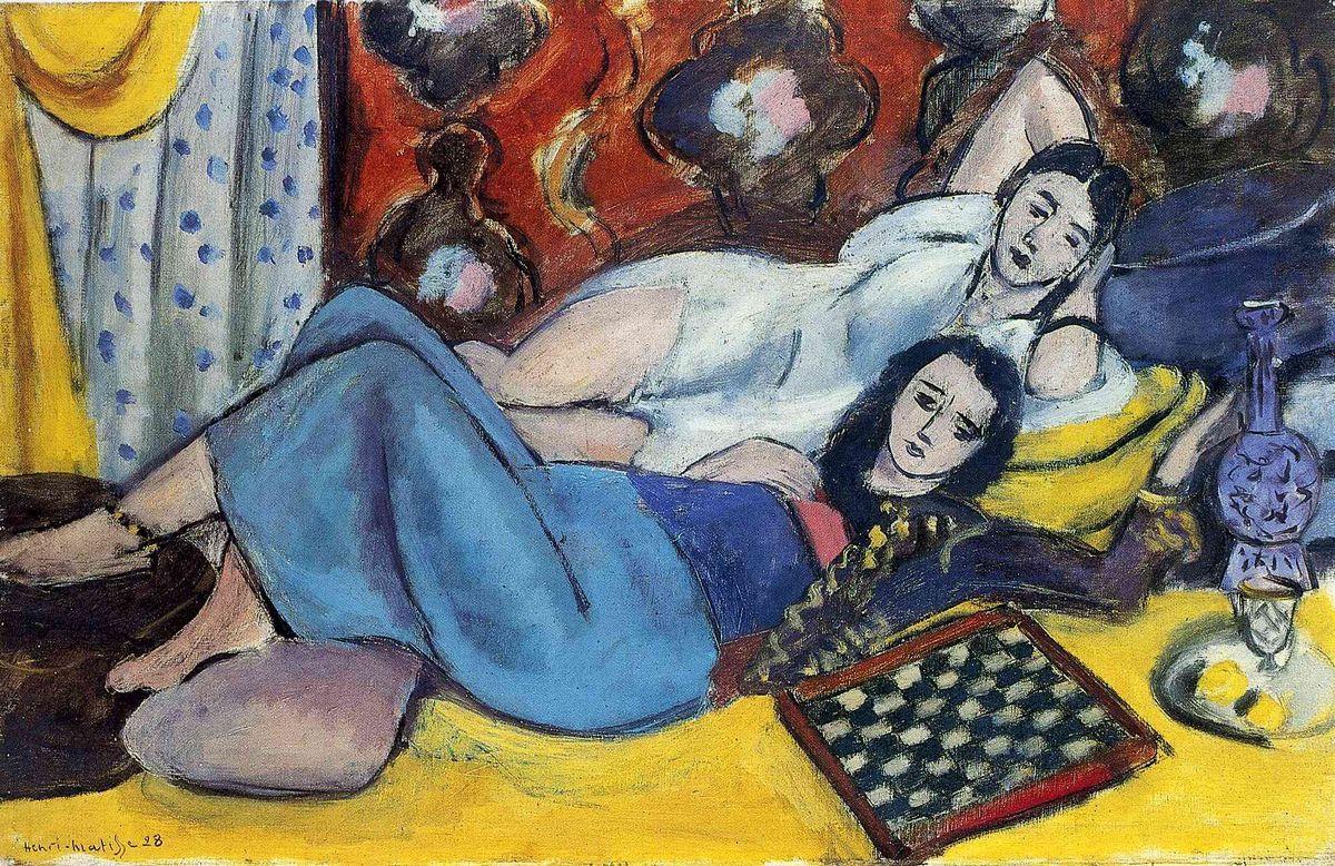Odalisques - Henri Matisse