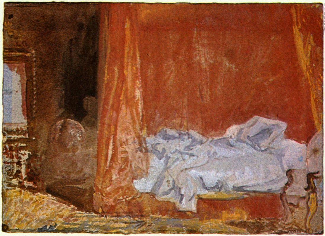 One bedroom - William Turner