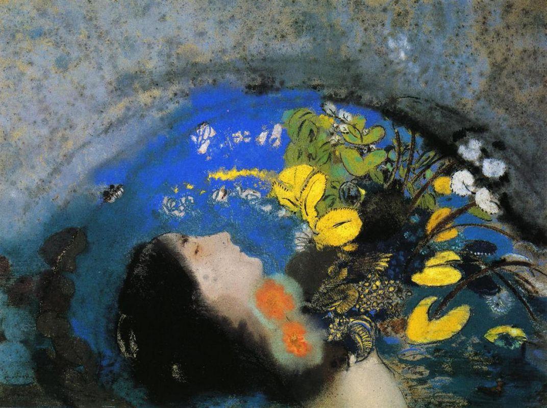 Ophelia - Alexandre Cabanel