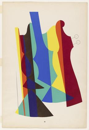 Orchestra from the portfolio Revolving Doors  - Man Ray