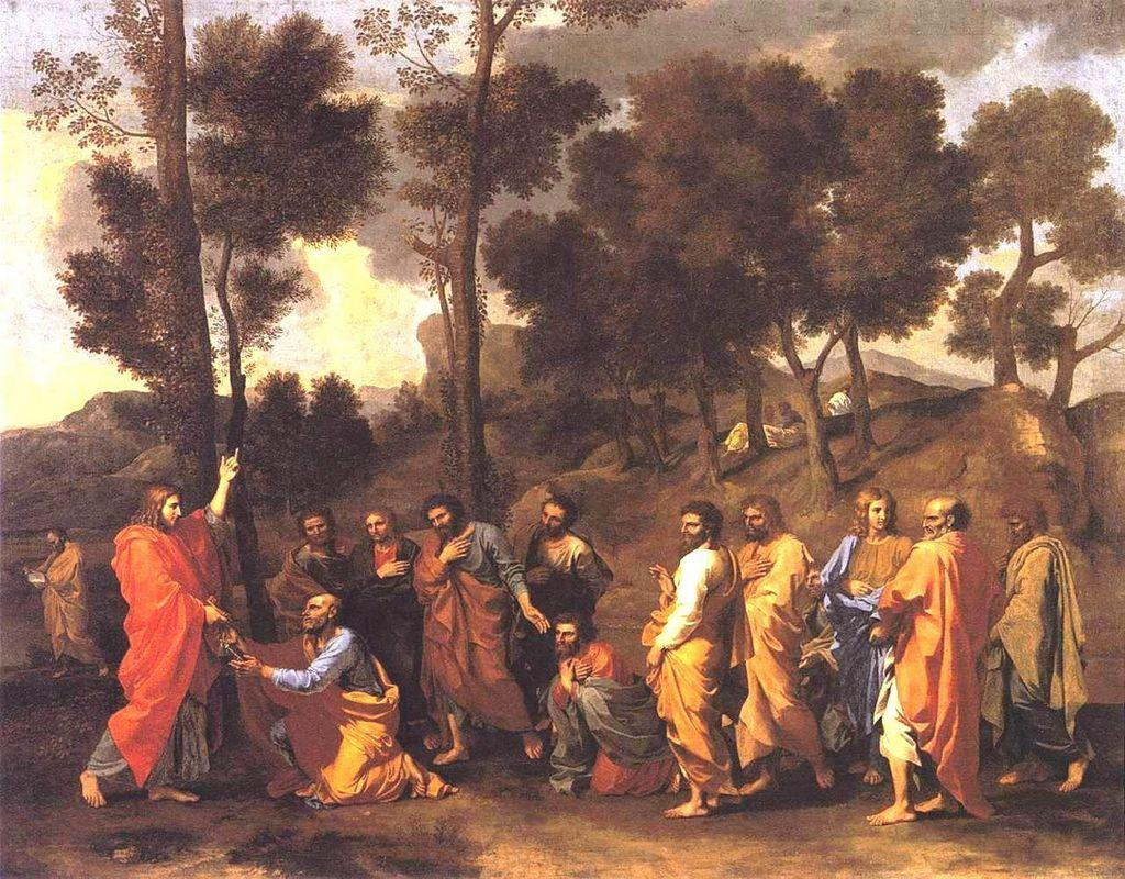 Ordination - Nicolas Poussin