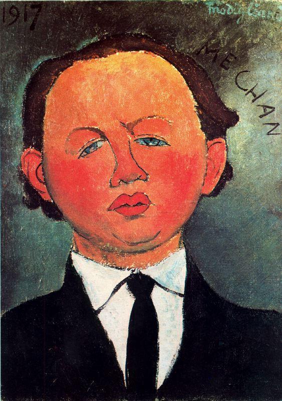 Oscar Miestchaninoff - Amedeo Modigliani