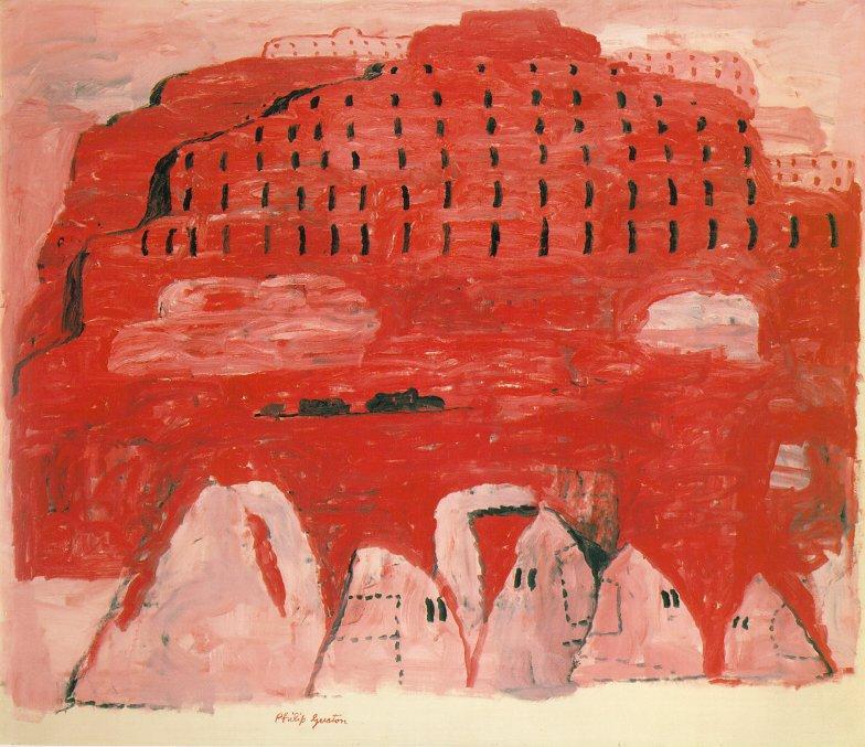 Outskirts - Philip Guston