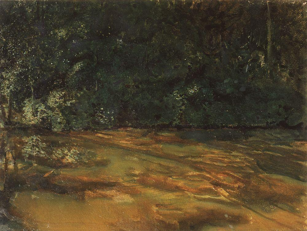 Overgrown Pond - Konstantin Somov