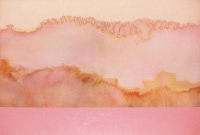 Pale Goddess - Ronnie Landfield