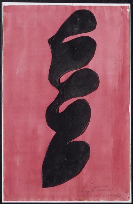 Papercut - Henri Matisse