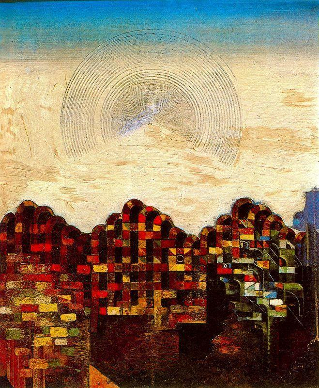 Paris dream - Max Ernst