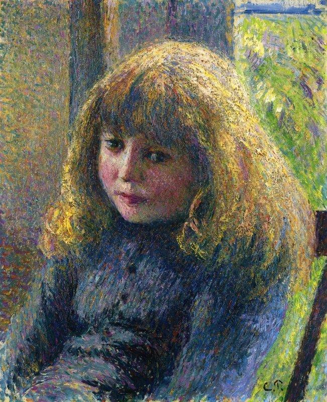 Paul Emile Pissarro - Camille Pissarro