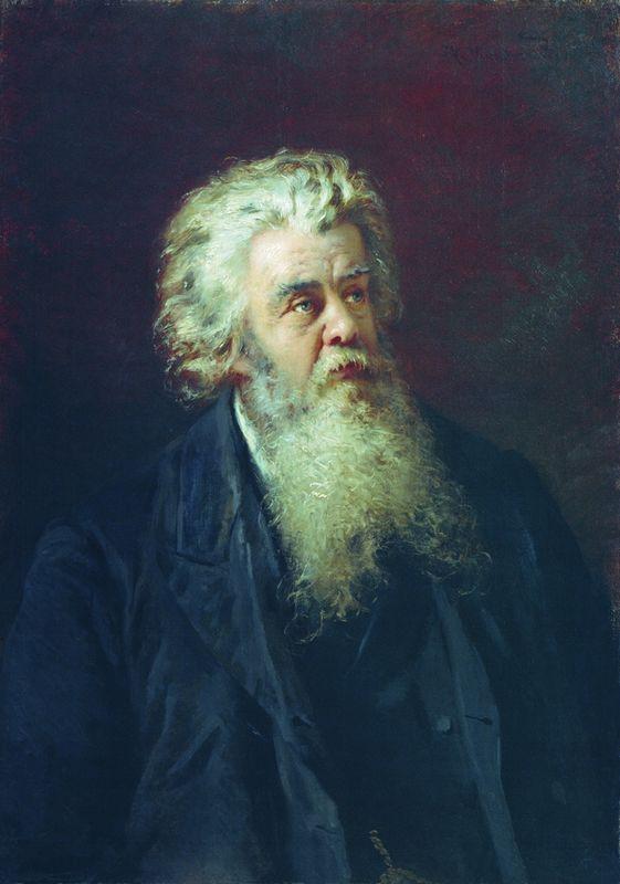 Pavel Vyazemsky - Konstantin Makovsky