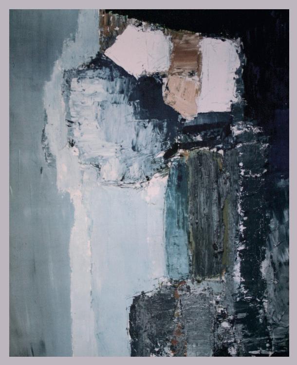 Paysage mediterraneen - Nicolas de Stael