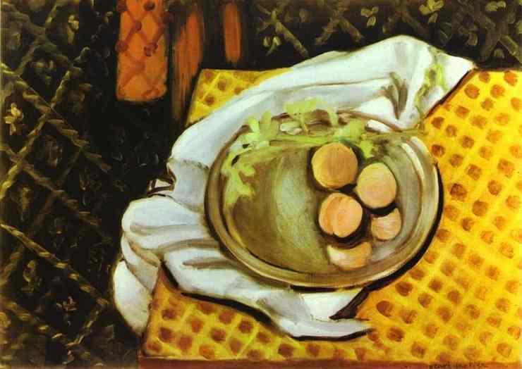 Peaches - Henri Matisse