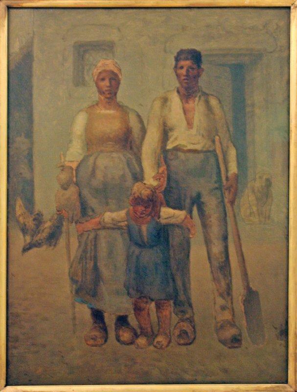 Peasant Family - Adriaen van Ostade