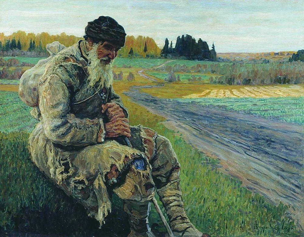 Peasant - Nikolay Bogdanov-Belsky
